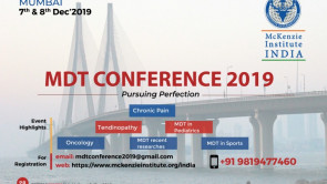 MDT CONFERENCE 2019 - Pursuing Perfection
